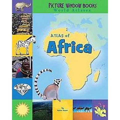 Atlas of Africa (Hardcover)