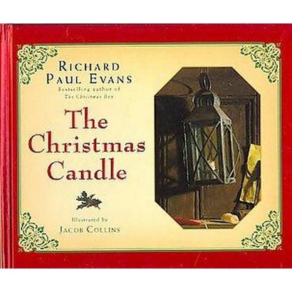 The Christmas Candle (Reprint) (Hardcover)