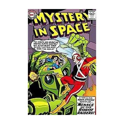 Showcase Presents Adam Strange 1 (Paperback)