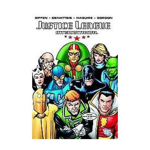 Justice League International (Paperback)