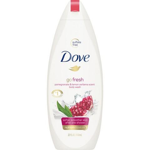 Dove go fresh Revive Body Wash with NutriumMoisture, 22oz