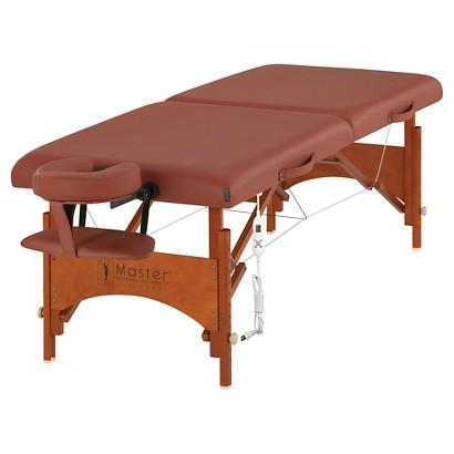 "28"" Fairlane Therma Top Portable Massage Table - Cinnamon"