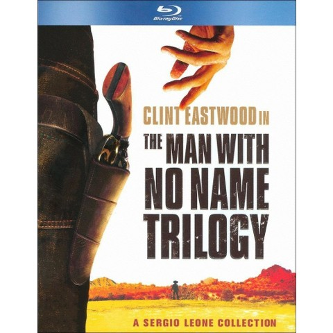 Clint Eastwood: The Man with No Name Trilogy (3 Discs) (Blu-ray) (Widescreen)