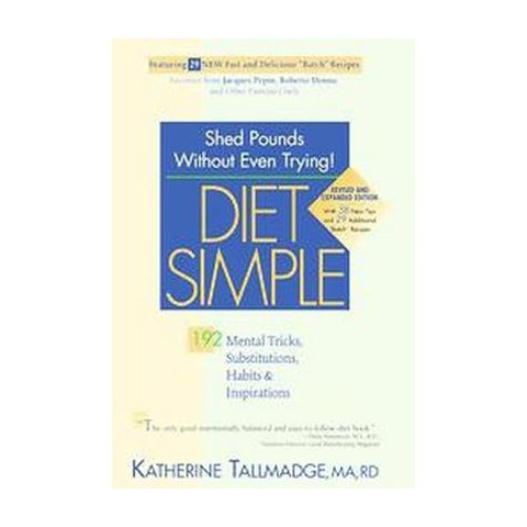 Diet Simple (Revised / Expanded) (Paperback)