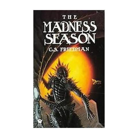 The Madness Season (Reissue) (Paperback)
