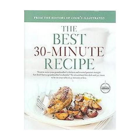 The Best 30-minute Recipe (Hardcover)