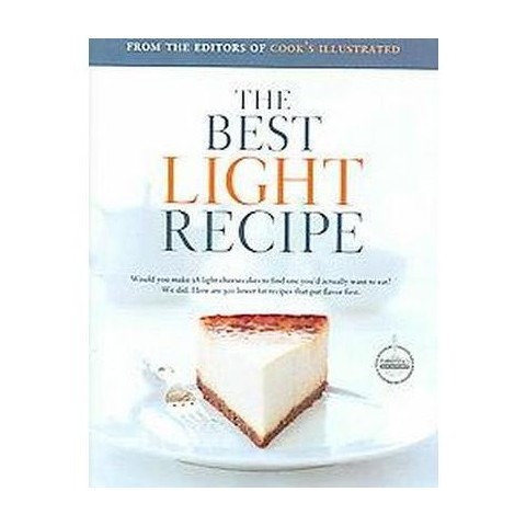 The Best Light Recipe (Hardcover)