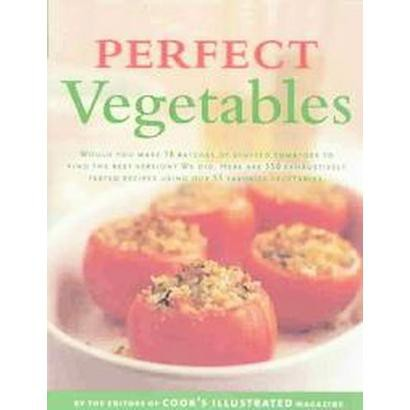 Perfect Vegetables (Hardcover)