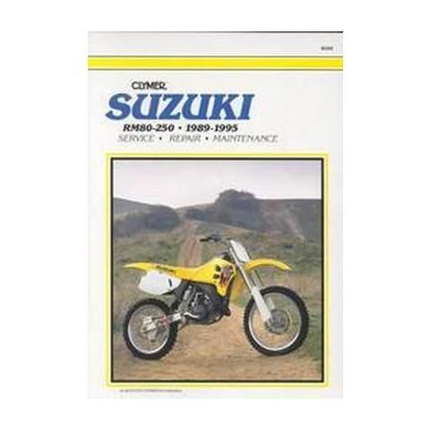 Suzuki Rm80-250 1989-1995 (Paperback)