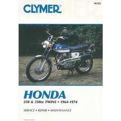 Honda 250 and 350Cc Twins, 1964-1974 (Paperback)