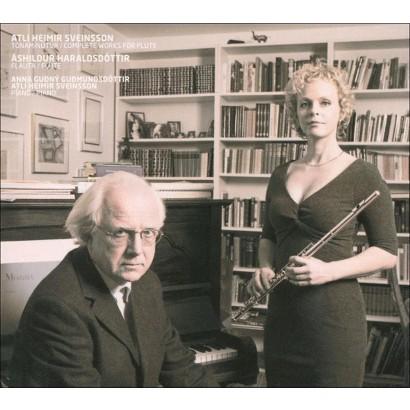 Atli Heimir Sveinsson: Complete Works for Flute