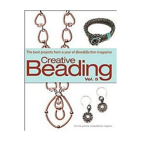 Creative Beading (5) (Hardcover)