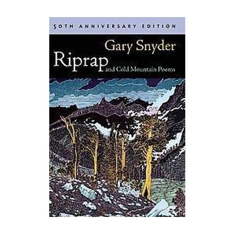Riprap and Cold Mountain Poems (Anniversary) (Paperback)