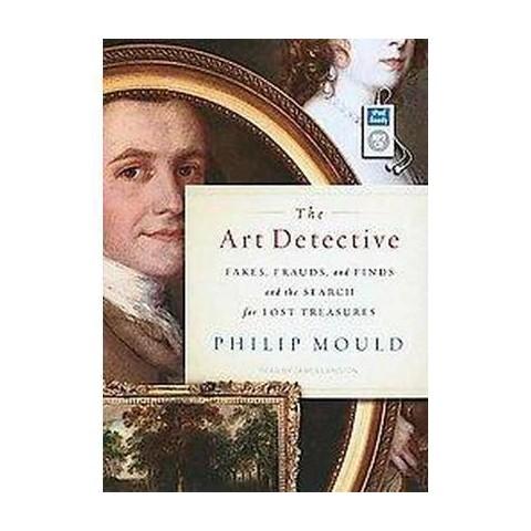 The Art Detective (Unabridged) (Compact Disc)