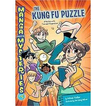 Manga Math Mysteries 4 (Paperback)
