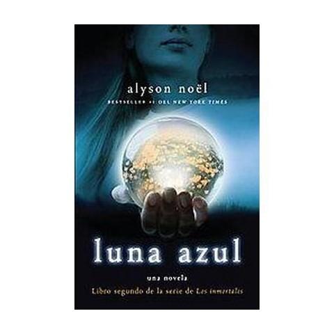 Luna azul / Blue Moon (Paperback)
