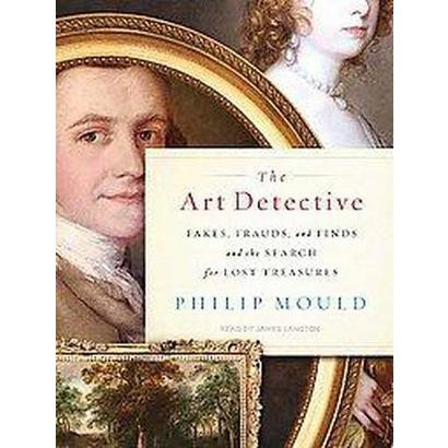The Art Detective (Unabridged) (Compact Disc)