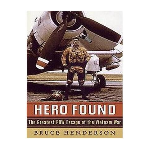 Hero Found (Unabridged) (Compact Disc)