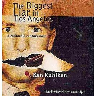 The Biggest Liar in Los Angeles (Unabridged) (Pre-recorded MP3 player)