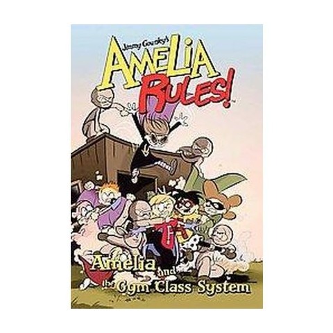 Amelia and the Gym Class System (Hardcover)