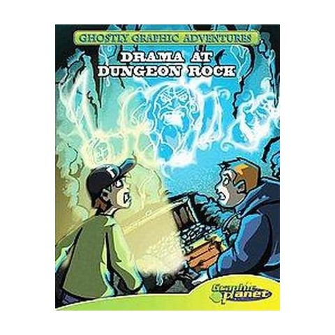 Ghostly Graphic Adventures 6 (Hardcover)
