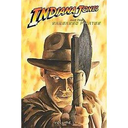 Indiana Jones and the Sargasso Pirates (1) (Hardcover)