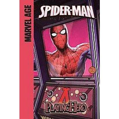 Spider-man Playing Hero (Hardcover)