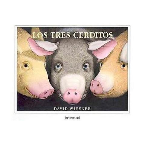 Los tres cerditos (Hardcover)