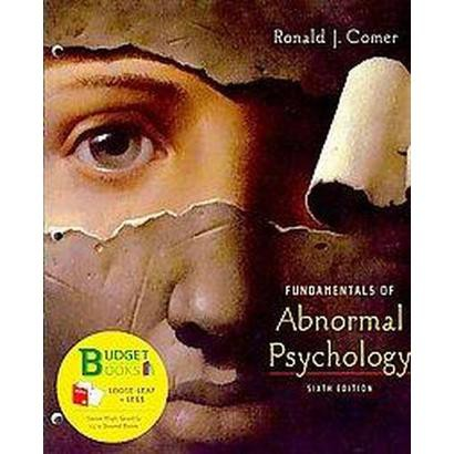 Fundamentals of Abnormal Psychology (Book)
