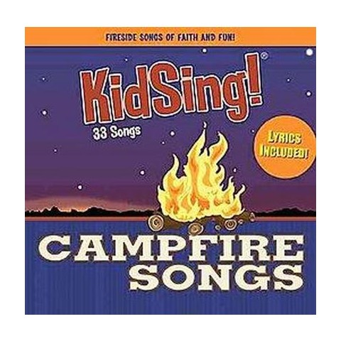 Campfire Songs (Compact Disc)