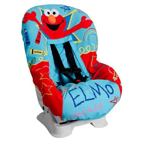 Sesame Street Car Seat Cover - Elmo