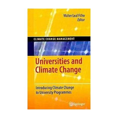 Universities and Climate Change (Hardcover)