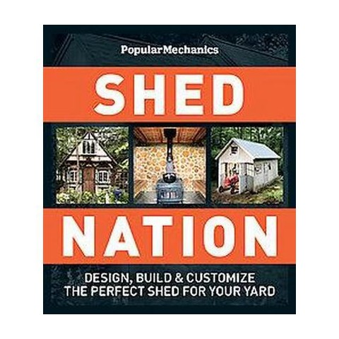 Shed Nation (Paperback)
