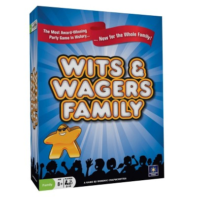 ECOM Wits & Wagers Family Game
