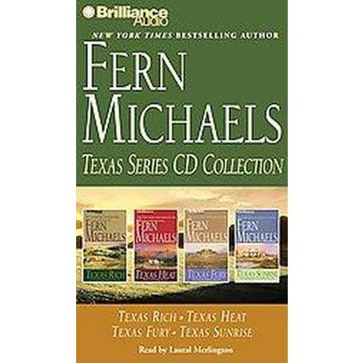Fern Michaels Texas Series Cd Collection (Abridged) (Compact Disc)