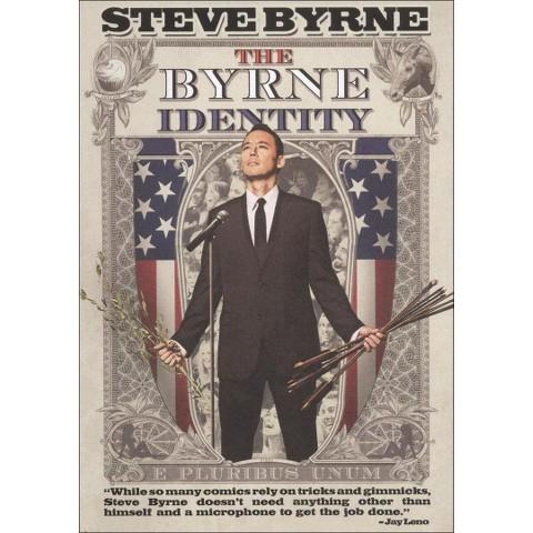 Steve Byrne: The Byrne Identity (Widescreen)