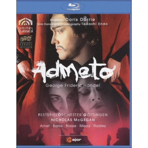 Admeto (Blu-ray) (Widescreen)