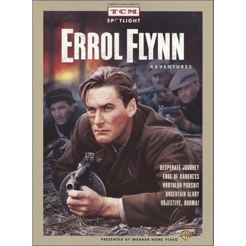 TCM Spotlight: Errol Flynn Adventures (5 Discs)