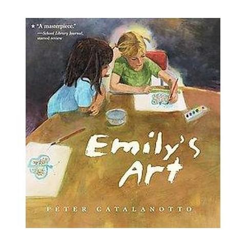 Emily's Art (Reprint) (Paperback)