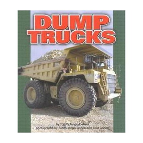 Dump Trucks ( Pull Ahead Transportation) (Paperback)