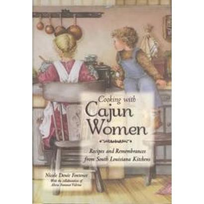 Cooking With Cajun Women (Hardcover)