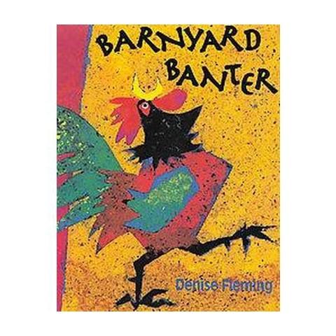 Barnyard Banter (Reprint) (Paperback)