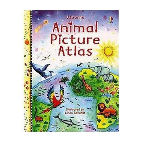 Animal Picture Atlas (Hardcover)