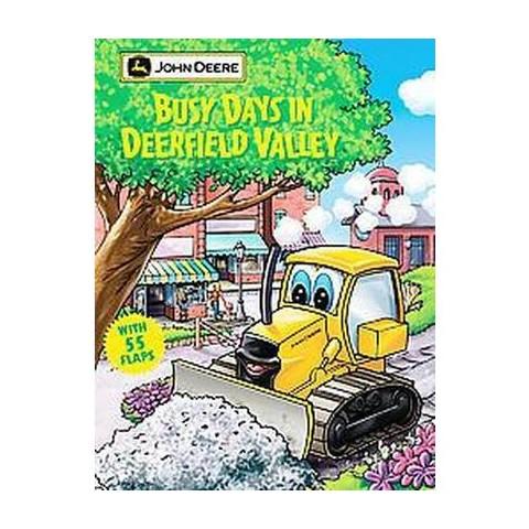 Busy Days in Deerfield Valley (Board)