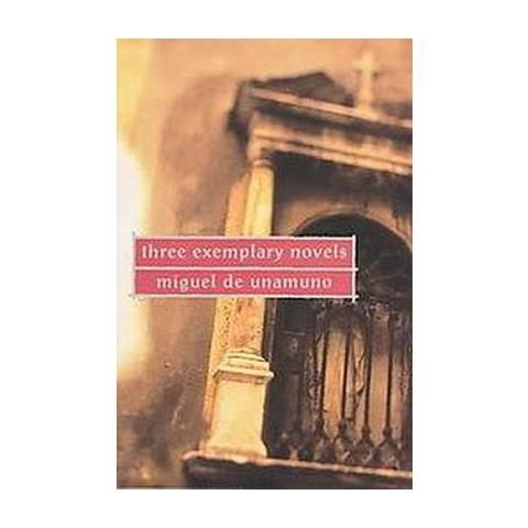Three Exemplary Novels (Paperback)