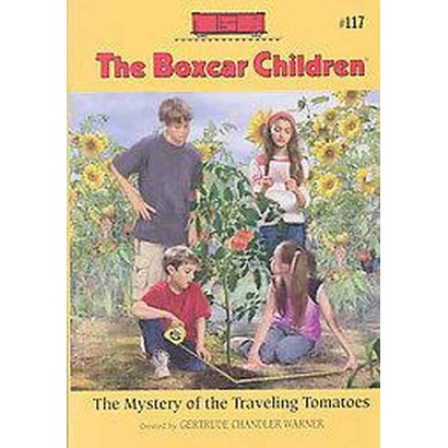 The Mystery Of The Traveling Tomatoes (Paperback)