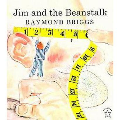 Jim and the Beanstalk (Reissue) (Paperback)
