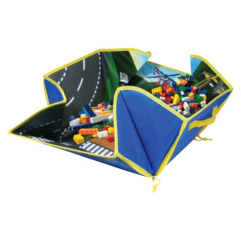 LEGO® City Zipbin Storage Basket and Playmat