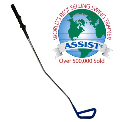 Matzie Golf Assist Swing Trainer