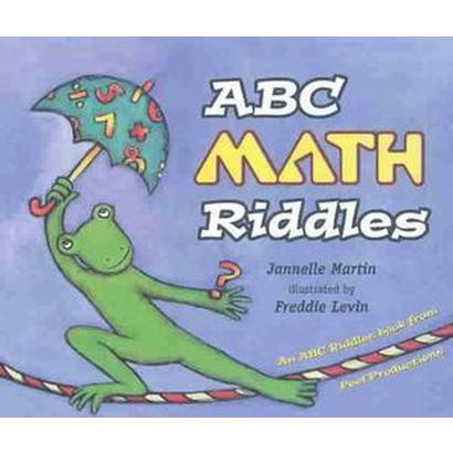 ABC Math Riddles (Hardcover)